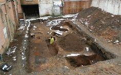 1,700 year-old Roman cemetery discovered under another car park in Leicester #archaeology