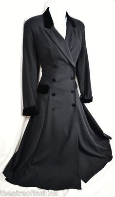 Laura Ashley Vintage Riding Coat