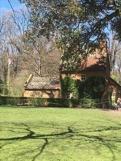 Captain Cook Cottage. Fitzroy Garden. Melbourne