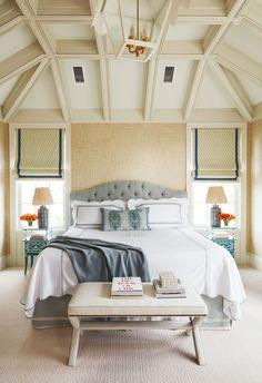 Andrew Howard Interior Design Master Bedroomscoastal