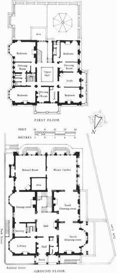 Kensington Palace Interior Apartment 1a Kensington palace
