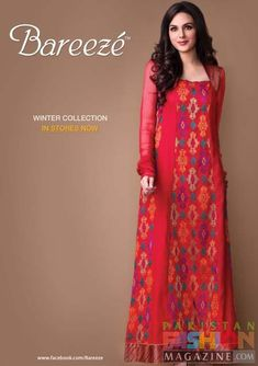 Bareeze Latest Winter Collection 2013 Full Catalog for Women