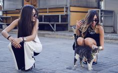 fashion, style, blog post, ootd, outfits, bloggers, magazine, photoshooting, cats