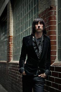 Bobby Gillespie (Primal Scream) - London 2008 // Søren Solkær