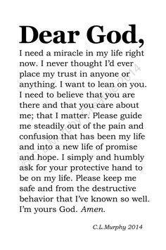 Prayer before a Test. My daughter found this prayer