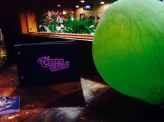 Balloon found under the table, Tavern United Brandon  |  1125 18th Street, Brandon, Manitoba