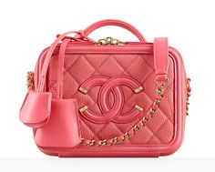Chanel Releases Its Biggest Lookbook Ever for Pre-Collection Spring 2017; We Have All 115 Bags and Prices