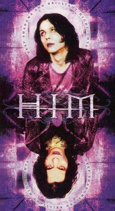 H- I- M