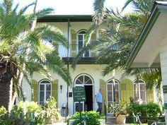 hemingway house, key west
