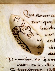Medieval Book Historian Erik Kwakkel Documents the Curious Methods Scribes Used to Repair Parchment
