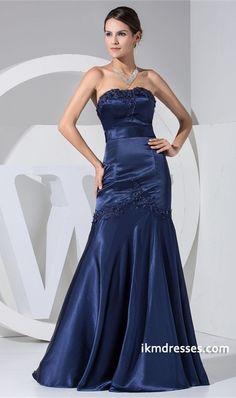 http://www.ikmdresses.com/Dark-Navy-Beading-Strapless-Floor-Length-Sleeveless-Mother-of-the-Bride-Dress-p19335