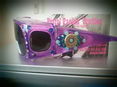 Over the frames safeys, Fan Fares, Custom wholesale order with .44 calibers. Visit us at pistolpackinpretties.com