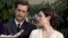 ' with Sean Biggerstaff as Bobby and Georgia Moffett as Frankie. Mrs Marple, Agatha Christie's Marple, Agatha Christie's Poirot, Hercule Poirot, Sean Biggerstaff, Novel Movies, Films, Number The Stars, Death On The Nile