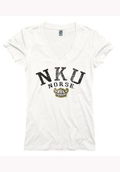 official photos 2baf4 9d928 Northern Kentucky Norse Black 2019 March Madness Bound Tee ...