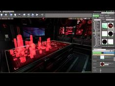 Unreal 4 Holographic Shader Tutorial (SciFi scene)- Part 1