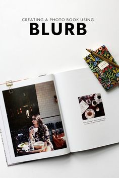 Creating a Hardcover Travel Photo Book Using Blurb Blurb 1 Back with one more post sharing another photo book today. This is my Blurb book . Blurb Photo Book, Blurb Book, Photo Books, Hardcover Photo Book, Family Yearbook, Buch Design, Diy Design, Album Book, Photo Journal