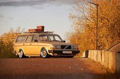 Volvo wagon - love wagons