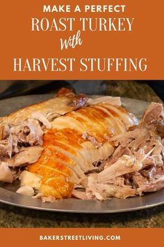 Check out our blog for tips on choosing your turkey and roasting it. We've included a classic recipe for harvest stuffinh. #thanksgiving, #roastturkey,#turleystuffing,#christmasdinner, Perfect Roast Turkey, Stuffing Mix, Poultry Seasoning, Classic Recipe, Roasted Turkey, Harvest, Thanksgiving, Beef, Stuffed Peppers