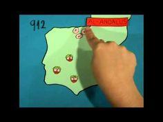Cómo fue la invasión musulmana en España   Geografía e Historia   Educación   Practicopedia com - YouTube