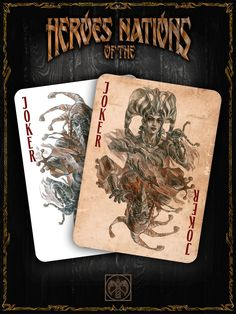 the Joker is an unusual character of the deck