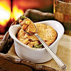 Chicken Potpies Recipe | MyRecipes.com