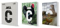 New Logo and Identity for Charleroi, a city in Belgium, by Pam et Jenny