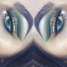 WEBSTA @ dearisamar_ - Did this green