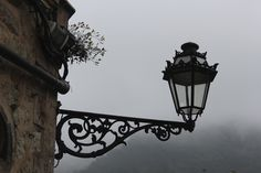 Lamp in Valdemossa, Mallorca