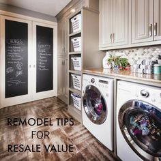 Remodel Tips for Resale Value