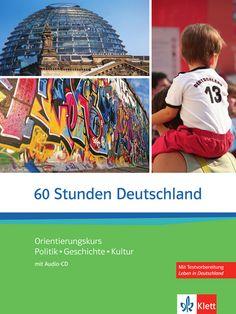 60 Stunden Deutschland 978-3-12-675228-2 Deutsch als Fremdsprache (DaF)