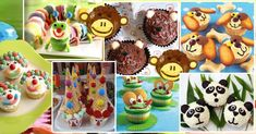 Daddy Cool!: cupcakes για παιδικό πάρτυ !