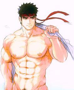 Random pic of Ryu by hydaria