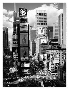 Times Square, New York, USA Art Print at AllPosters.com