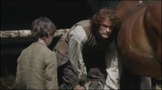 The Watch. Outlander Season 1.2 episode 1.13. It shouldn't be sexy but it kinda…