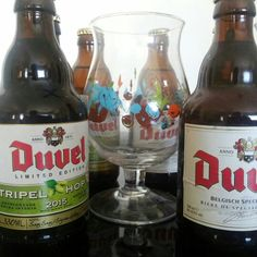 Tripel hop ou clássica. Duvel é sempre uma boa pedida!