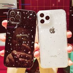 Glitter Stars Transparent Soft Clear iPhone Case Cover | Aesthetic Feed We Found Cheap %%title%% with a huge discount. Shop for Best Aliexpress Finds, Aesthetic Accessories