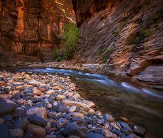 """500px / Photo """" Zion Canyon"""" by Stefan Thaler"""