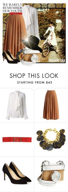 """""""N°831"""" by kikkinz ❤ liked on Polyvore featuring Shin Choi, Givenchy, Chicwish, Mangano, Hobbs, Kate Spade and vintage"""