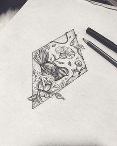Becscerri.creative // instagram Triangle, Doodles, Sketches, Tattoos, Creative, Instagram, Drawings, Tatuajes, Tattoo