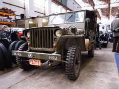 Jeep Willys Vintage Cars, Antique Cars, Jeep Willys, Army Vehicles, Jeeps, Wwii, Monster Trucks, Ford, World War Ii