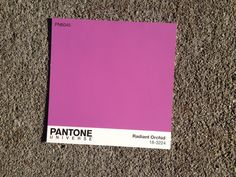 Radiant Orchid: Pantone's 2014 Color of the Year Inspires a Very Purple Flipboard Magazine
