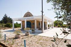Εκκλησία Αγίου Νικολάου στη Δερύνεια - St Nicholas Church, Dyrenia - Cyprus