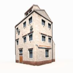 Buy Old Building 186 Low Poly by Cerebrate on A model of a low poly old buildings. Exterior only, no interior. The model includes a texture that is Travel Brochure Template, Old Buildings, Low Poly, Multi Story Building, Exterior, Bump, Texture, Image, Design