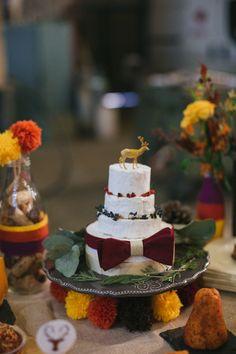 Shooting inspiration: un mariage en hiver - L'atelier des trouvailles