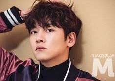 Photo of Ji Chang Wook - Magazine M vol. 199 for fans of Ji Chang Wook 40254464 Korean Actors List, Korean Celebrities, New Actors, Actors & Actresses, Ji Chang Wook Photoshoot, Natural Hair Men, Fabricated City, Song Joong, Park Hyung