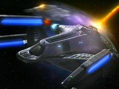 USS Prometheus under attack
