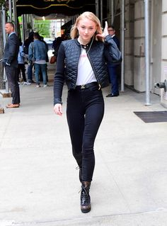 Sophie Turner in New York - 04/30/2017
