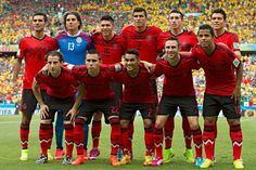 Mexico Team  #WorldCup