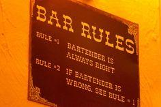 #Edinburgh#pub#barrules#funnyrules