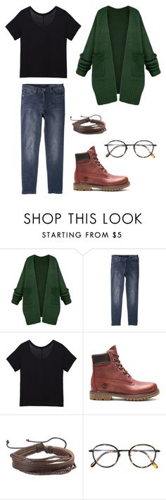 """""""*"""" by moruq ❤ liked on Polyvore featuring Violeta by Mango, Timberland, Zodaca, Frency & Mercury, women's clothing, women, female, woman, misses and juniors"""